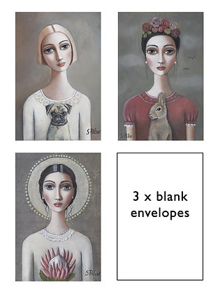 3 Pack Greeting Cards 2