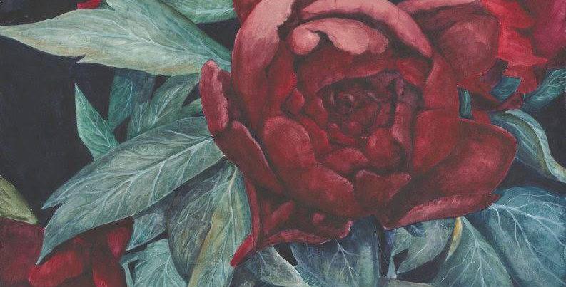 Sanguine Blossoms
