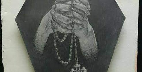 Original Hands & Rosary Set