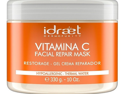 Máscara Vitamina C - Reparadora y Revitalizante