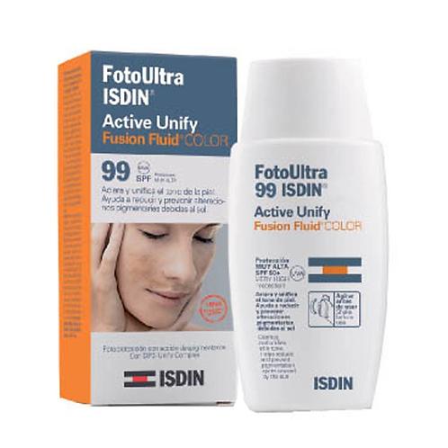 Foto Ultra Fusion Fluid Color Active Unify SPF 99