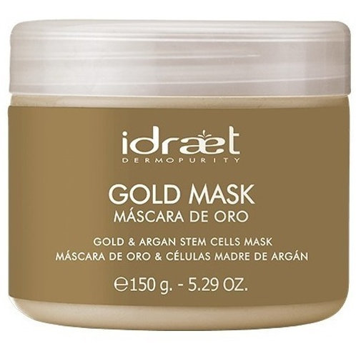 Máscara de Oro y Células Madre