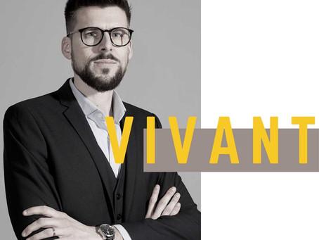 Nouveau podcast - Vivant -