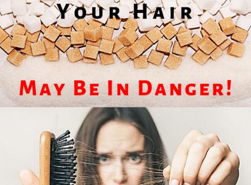 Sugar and Hair Loss.