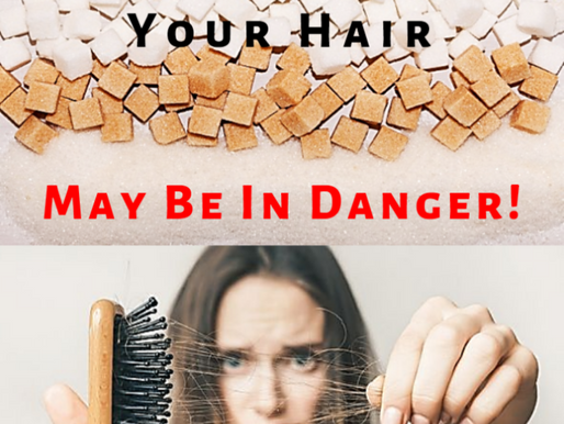 Sugar and Hair Loss.