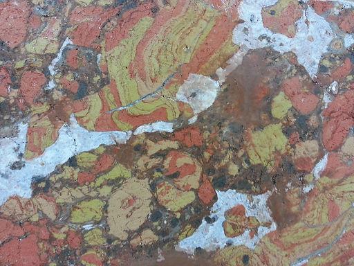 Le stuc marbre (scagliola) & Le stuc pierre (Terrazzo)
