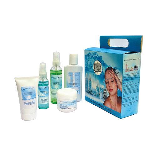 Kit Tratamiento Facial Antiaging Cutis Graso