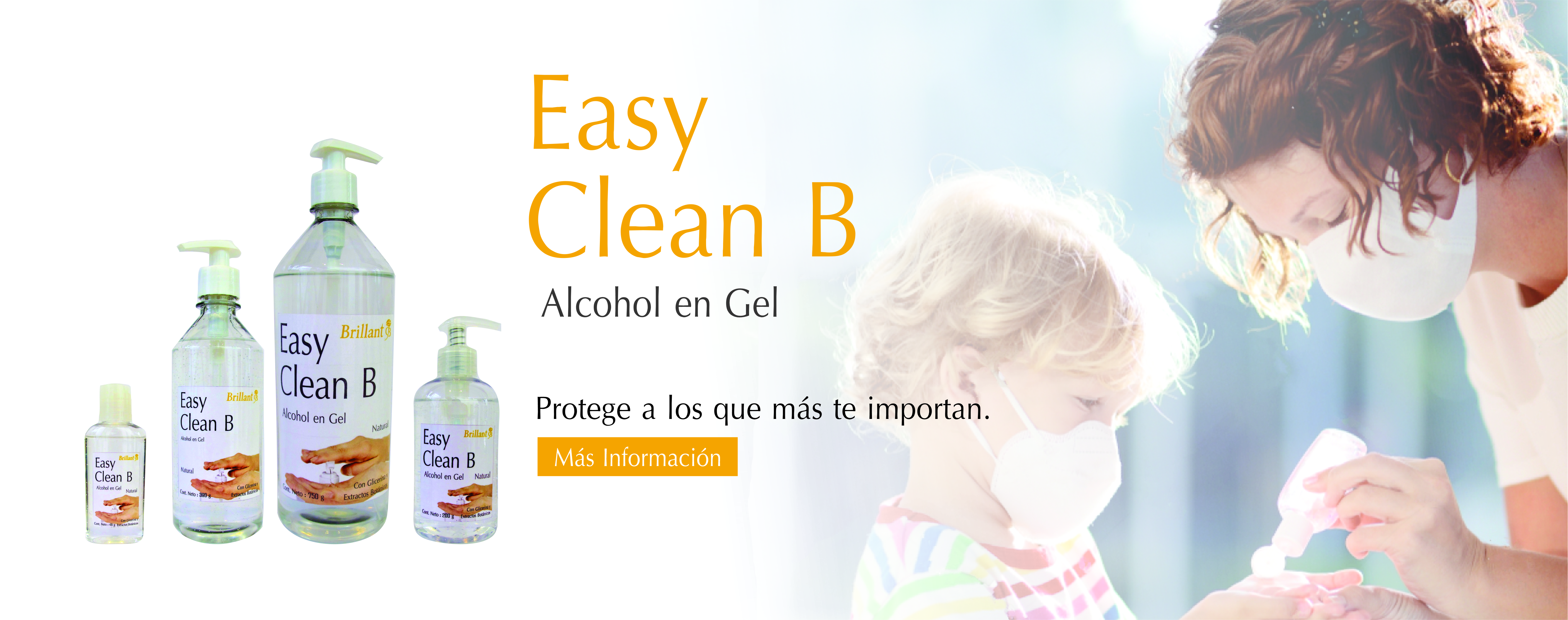 Banners Alcohol Gel New