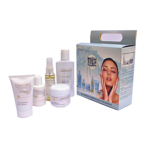 Kit de Tratamiento Facial Cutis Sensible