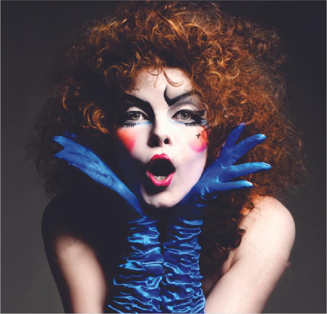 Maquillaje Oleo Color Make Up Theatre