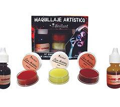 Kit Maquillaje de Caracterización