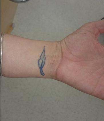 Tattoo Transfer: Design By Kelly Budd