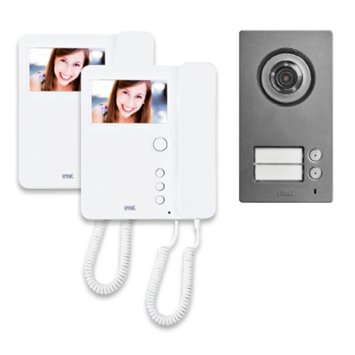 Video Intercom two family