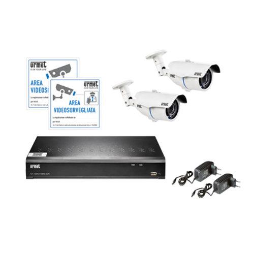 8CH AHD CCTV Kit
