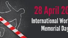 Április 28 - A munkavédelem világnapja