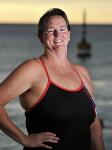Barb Pellick - Inducted into Australian Marathon Swimming Hall of Fame