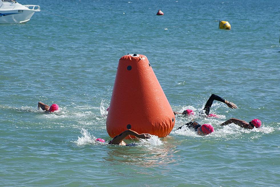 Mandurah Mannas Open Water Swims