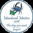 2018 Mandurah Mannas Vector Logo The day