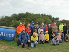Coastcare Planting at Doddi's Sun 21 July