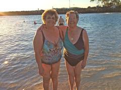 Teabag Seniors Swimming Club!