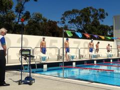 Masters Swim Meet Rule SW 4.6m
