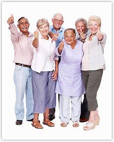 upscale seniors service
