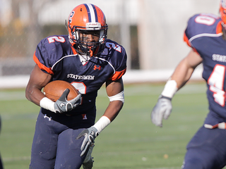 "Liberty League Names  ""Tynard Barfield"" Offensive Player of The Week!!!"