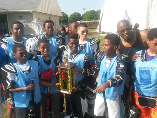Franklin Square Elementary Middle School Wins Boy's Lacrosse Championship