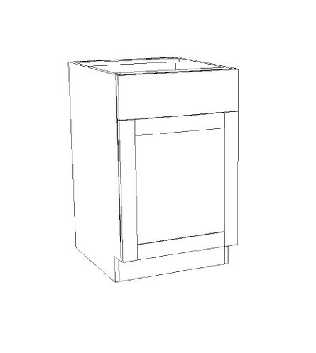 Base Drawer w Single Door - B15