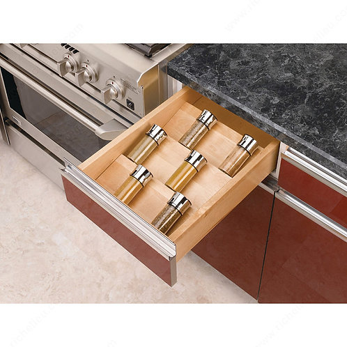 Spice Organizer - cut to fit