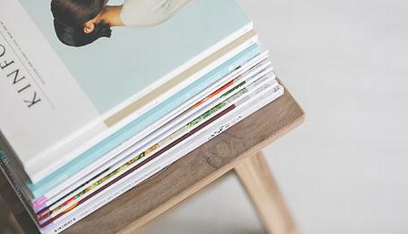 revistas Pilha