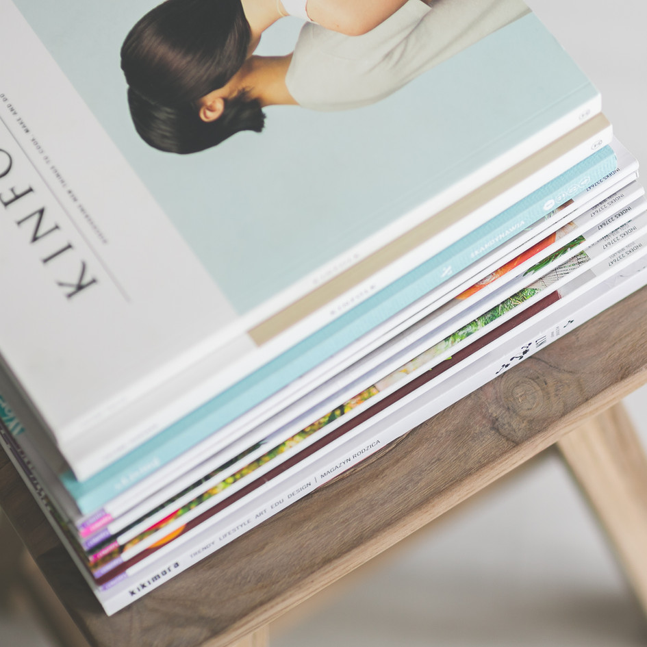 Corporate Magazines & Newsletters