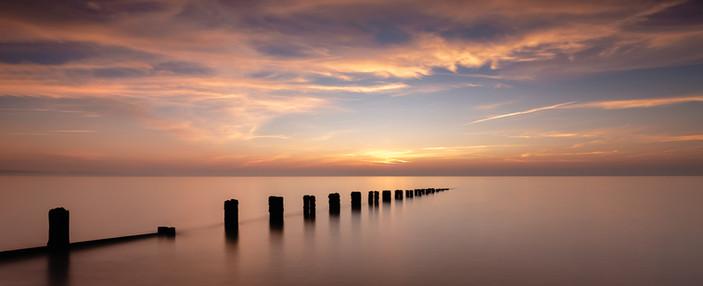 PDI: 'Bridlington Sunrise' by Vittorio Silvestri - Central Photographic Association