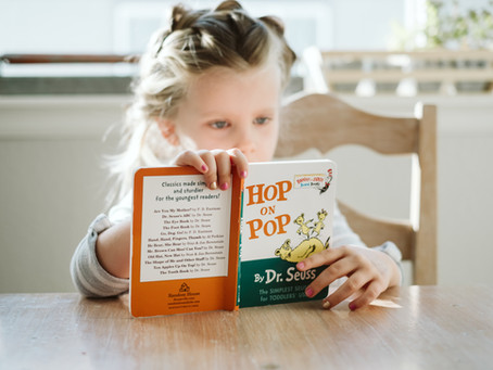 A Cover is Not the Book: Speech Sound Disorders & Early Reading Skills