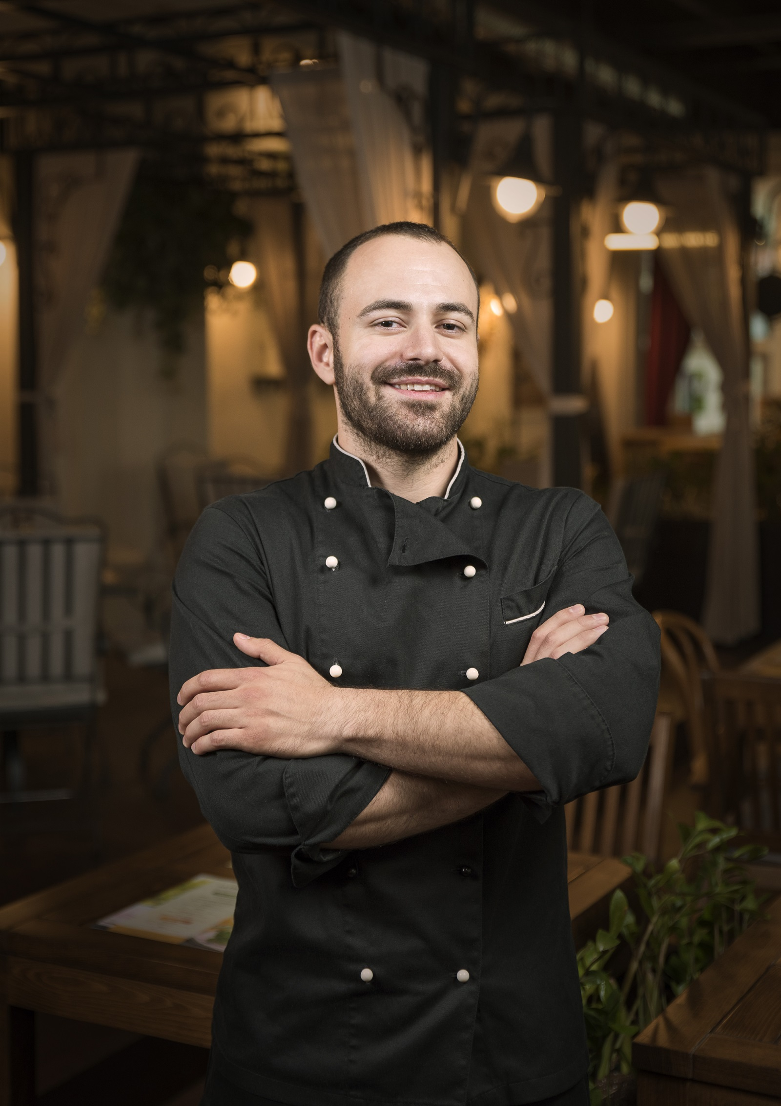 Chef Atanas Derbatov