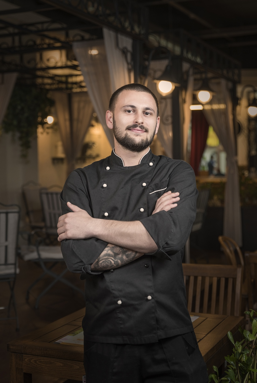 Chef Kalin Dimitrov