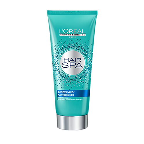 LO'REAL Hair Spa Detoxifying Conditioner