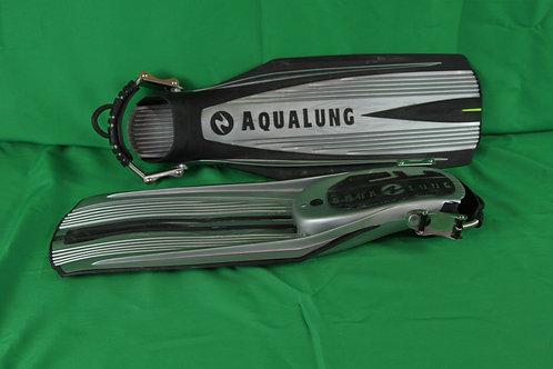 AquaLung Blades w Spring Straps