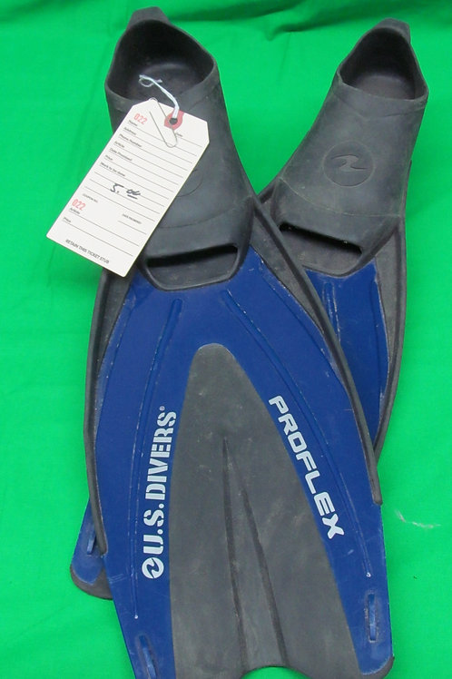 Pro Flex Full Foot Fins