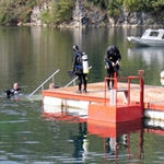 Scuba Training Docks