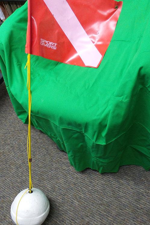 Dive Flag w/Float