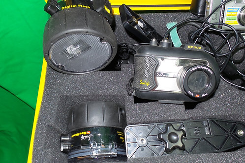 Used SeaLife Reefmaster Camera System