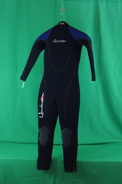 Henderson Thermoprene Back Zip Jumpsuit