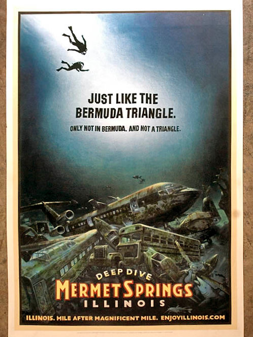 Mermet Poster