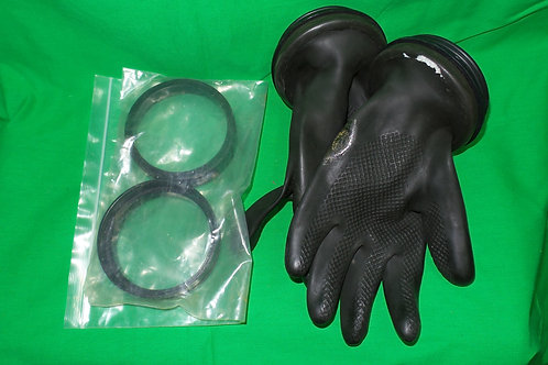 Used Ocean Systems Dry Suit Gloves