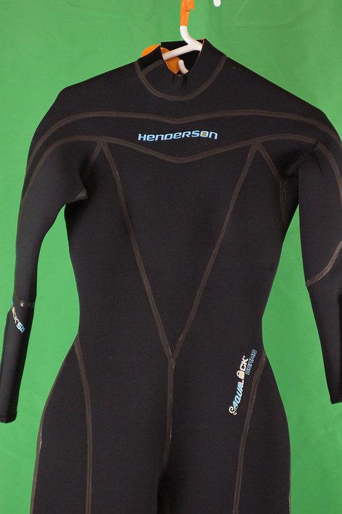 Henderson Aqua Lock Back Zip Jumpsuit