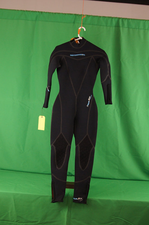 Henderson Aqua Lock Back Zip Jumpsuit