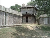 Rustic Fort Massac State Park