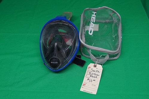 Sea Vu Full Face Mask