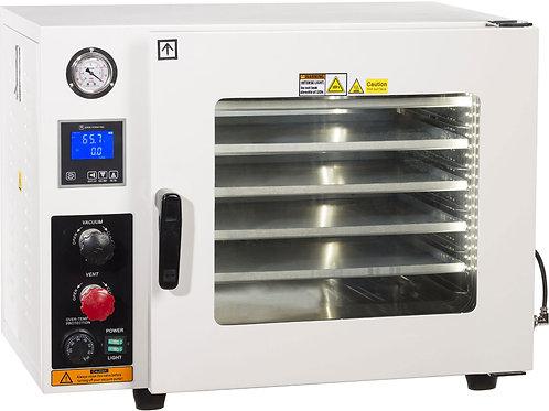250C UL Certified 1.9 CF Vacuum Oven 5 Sided Heat SST Tubing